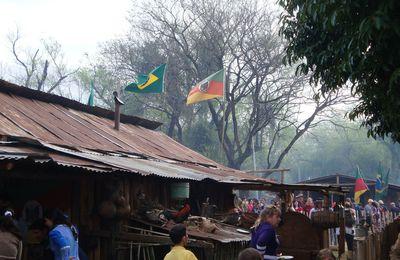Campement Farroupilha : à Porto Alegre, le particularisme régional « gaúcho » mis à l'honneur chaque année