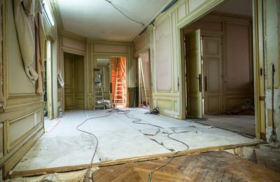 Restructuration d'un appartement de 300 m2