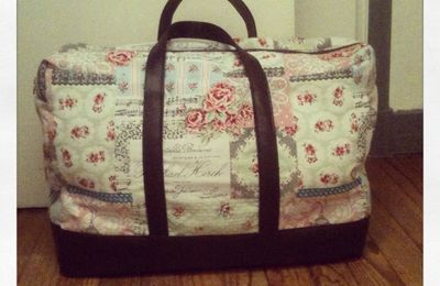 Idée n°4 Le sac de voyage