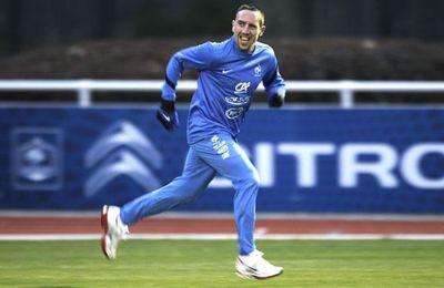 Ribéry, des bleus effacés