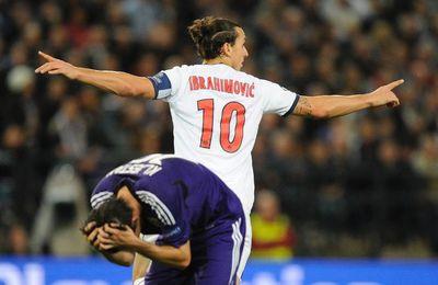 Ibrahimovic, de l'amour dans les pieds