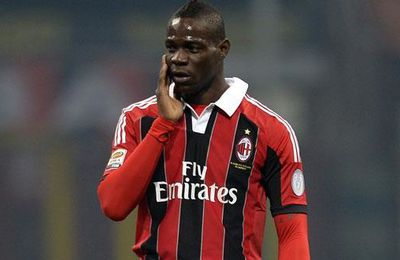 Balotelli, cible facile