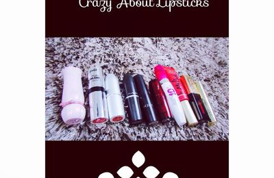 Crazy about lipstick