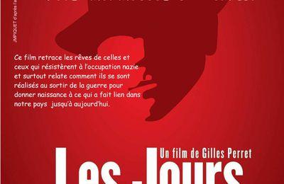 """PROJECTION DU FILM """"LES JOURS HEUREUX"""" A ROMILLY-SUR-SEINE"""