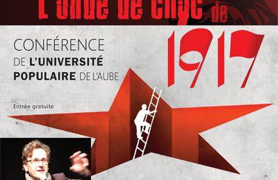1917 : L'ONDE DE CHOC - JEAN VIGREUX - 27 NOVEMBRE