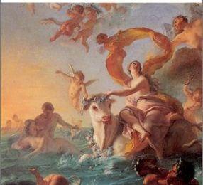 Actéon,  Le métamorphoses d'Ovide