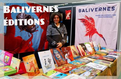 Interview: Balivernes éditions