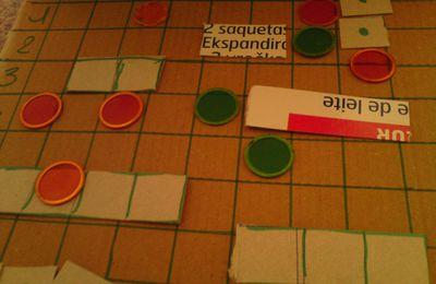 Atelier création jeu de récup en carton : bataille navale