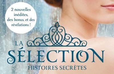 La Sélection : Histoires secrètes – Le Prince & Le Garde de Kiera Cass