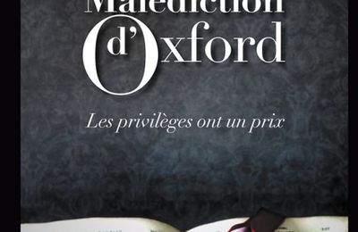 La malédiction d'Oxford d'Ann A. McDonald