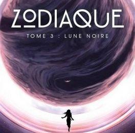 Zodiaque : Tome 3 – Lune noire de Romina Russell
