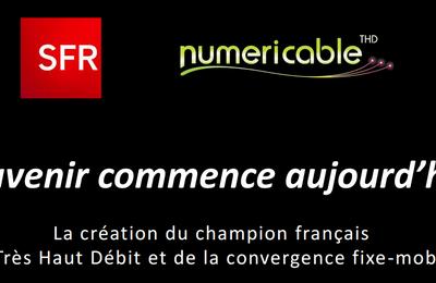 Le rachat de SFR par Numericable au crible de l' Autorité de la concurrence