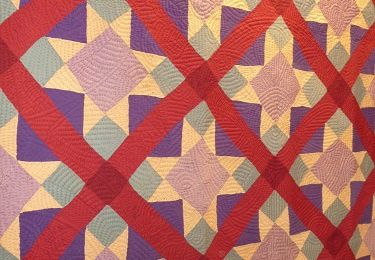 PAF 2017 (8) : Unforgettable Welsch quilts