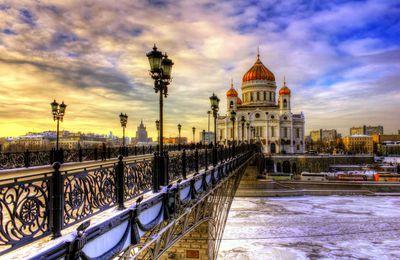 Ovni filmé à Saint-Pétersbourg en Russie le 5 février 2016