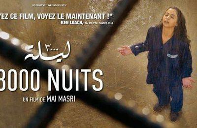 3000 nuits, un film de la Palestinienne Mai Masri, en salles