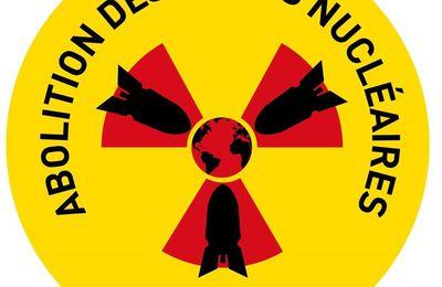 A Brest et Crozon, un jeûne pour l'abolition des armes nucléaires