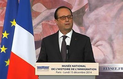Immigration : le discours de Hollande occulté