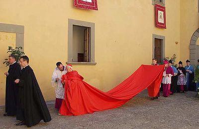 Cañizares, un cardinal espagnol, antipape, contre les réfugiés