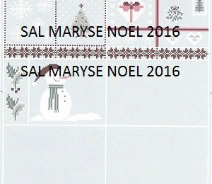 SAL de Maryse Noël 2016