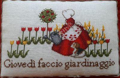 Serenita di Campagna, douceur hivernale et coeur d'été