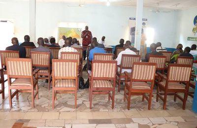 renforcement des capacités des Députés « Chemin de l'Espérance et Indépendants, Kelemba-PDS-PUN »