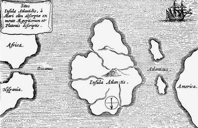 Platon et l'Atlantide - Critias ou Atlantique.