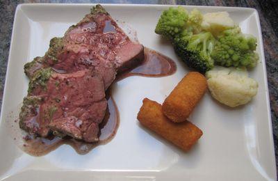 Steack la sauce du pays de herve le blog de cuisine - Herve cuisine hamburger ...