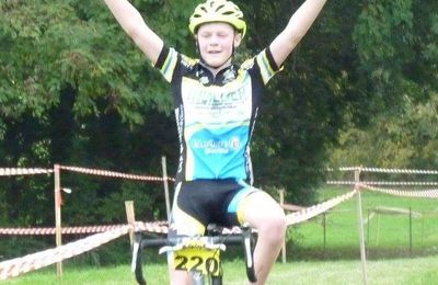 Thomas MONTAIGNE, Champion National CCX 15/16 ans