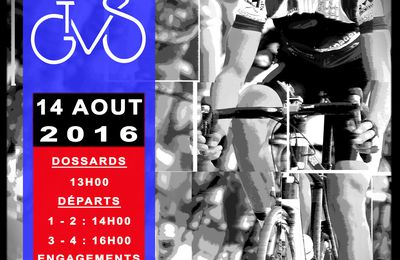 Course de GUIGNICOURT du 14/08/16