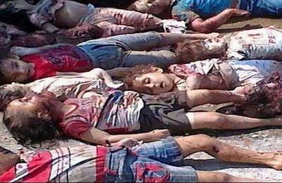 Le groupe terroriste-takfiri Daech a exécuté 12 enfants qui tentaient de fuir une caserne de Daech réservée aux formations militaires à Mossoul.