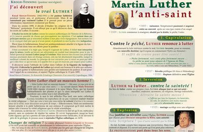Martin Luther - l'anti-saint