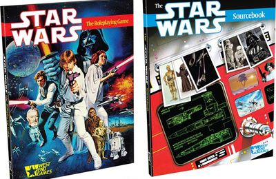 Star Wars (D6) RPG, le Grand Retour