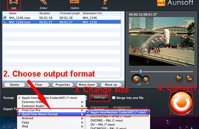 How to import Canon FS100 MOD videos to Mac - Useful