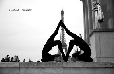 Bientôt les photos de Nico, Ô Trocadéro!