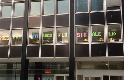 Le retour des post-it !
