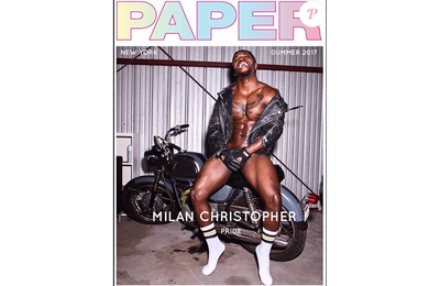 Milan Christopher : Le rappeur gay pose tout nu