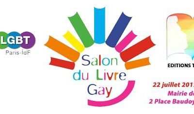 Salon du livre gay