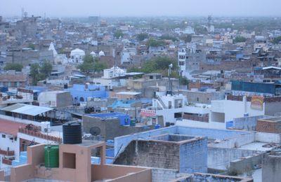 Jodhpur: blue city