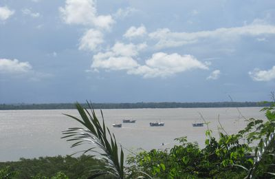Guyane: First, the ocean