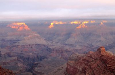 Grand Canyon: Sunrise