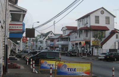 Paramaribo: Just to have a look of Suriname