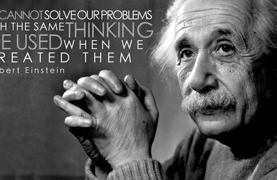 """Famous """"innovation"""" quotes from Steve Jobs, Gunter Pauli, Einstein, Henry Ford and many others"""