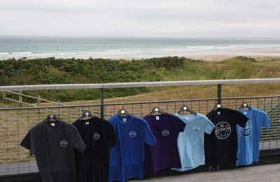 Tee shirt Cotentin Surf Club