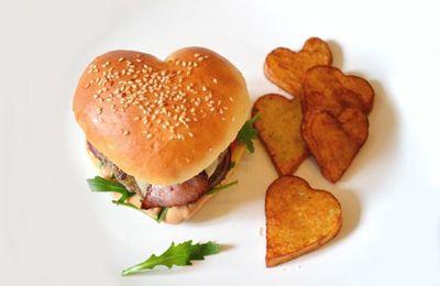 Love Burger – Le Burger pour les Amoureux