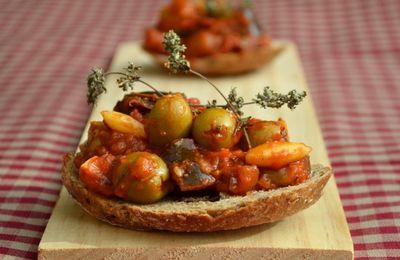 Caponata - L'Italie dans l'assiette