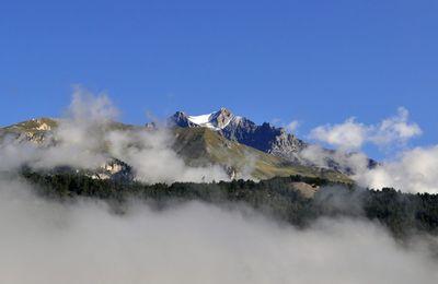 La dent Parachée 3697 m Savoie