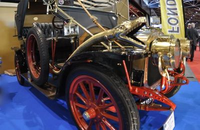 Epoqu'auto 2015 - DELAHAYE type 32