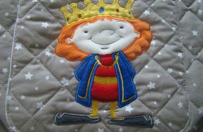 p'tit roi Arthur