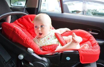 66% des enfants de moins de 10 ans ne sont pas en sécurité en voiture