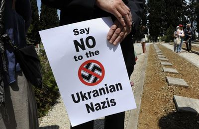 UKRAINE, NAZI OR NOT NAZI ?